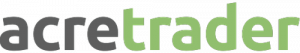 This is the official AcreTrader logo.