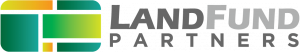 This is the official Landfund Partners logo.